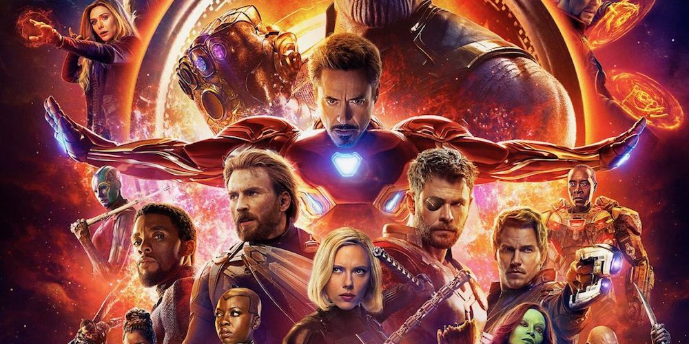 'Avengers: Infinity War': il crossover dei crossover