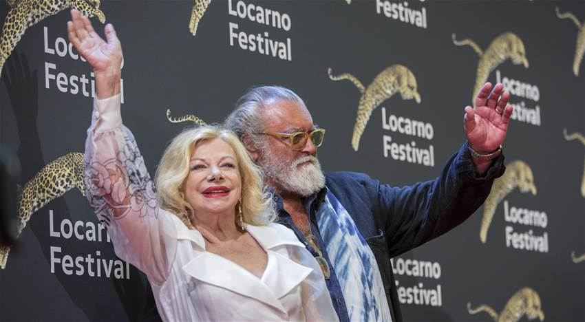 "Locarno: ""My Beloved Enemy"" by Denis Rabaglia"