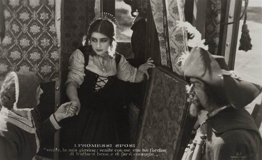 """The Betrothed"" among the gems of the Pordenone Silent Film Festival"