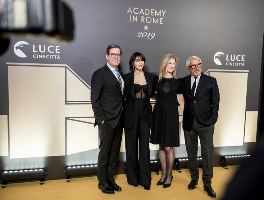 Academy and Luce join forces for Italian cinema