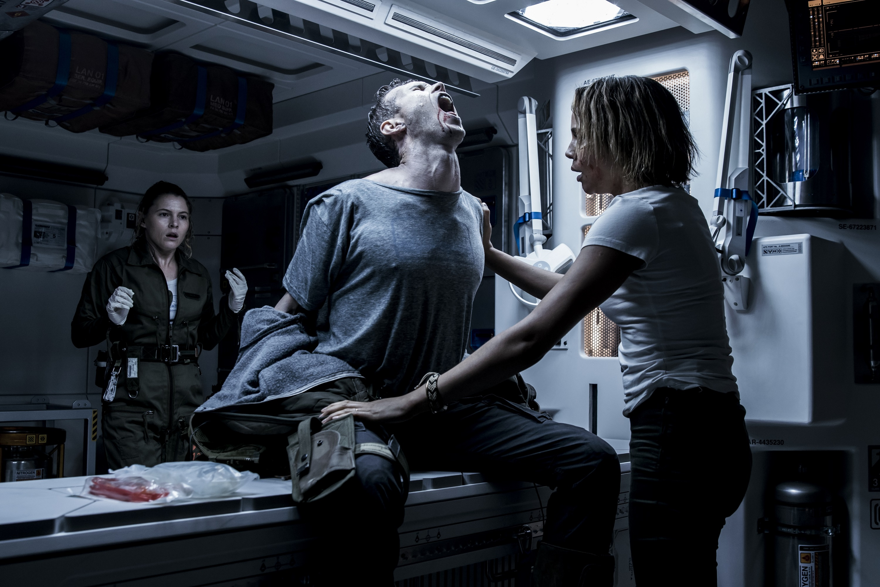 Alien: Covenant a Bologna