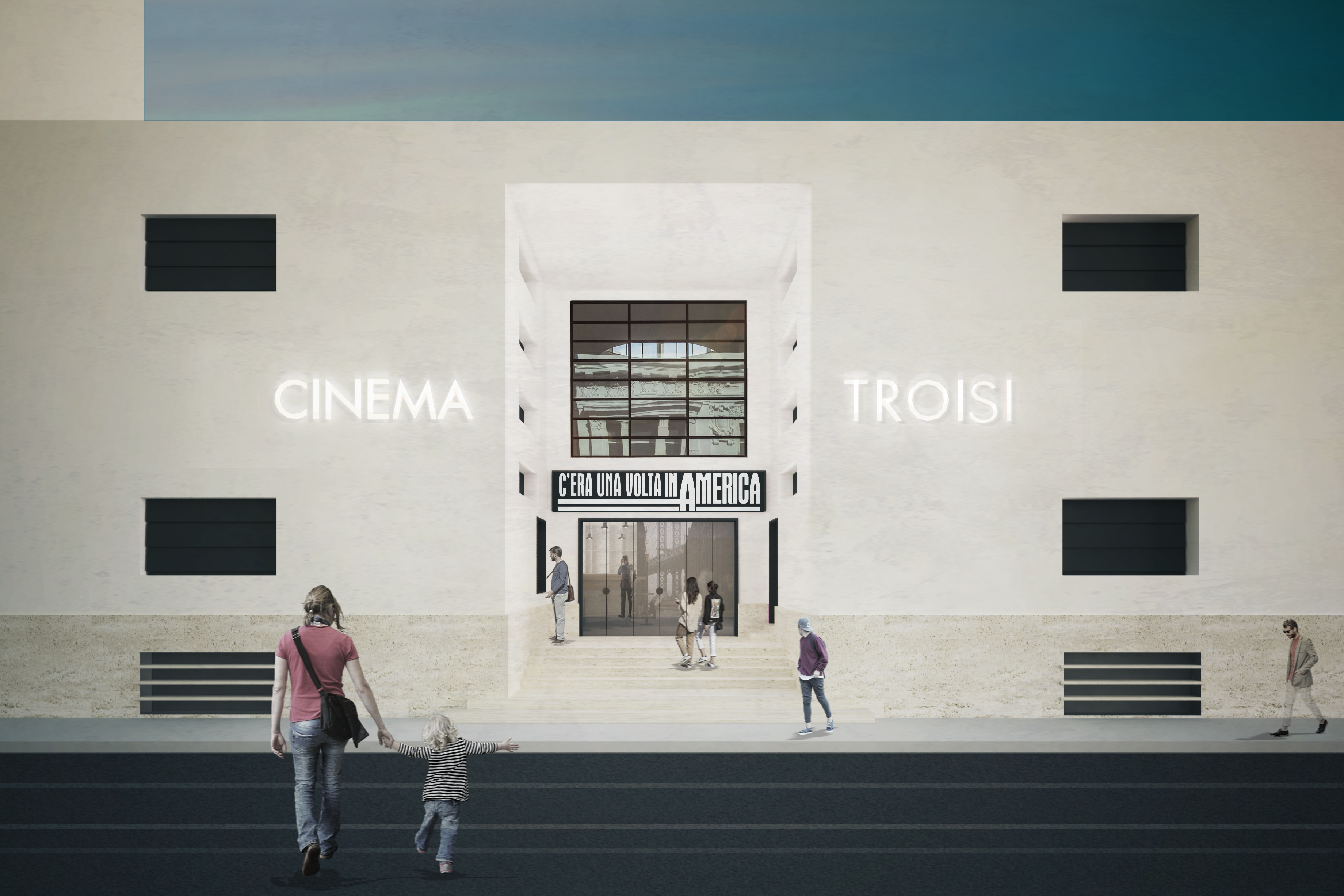 Cinema Troisi, raccolta fondi