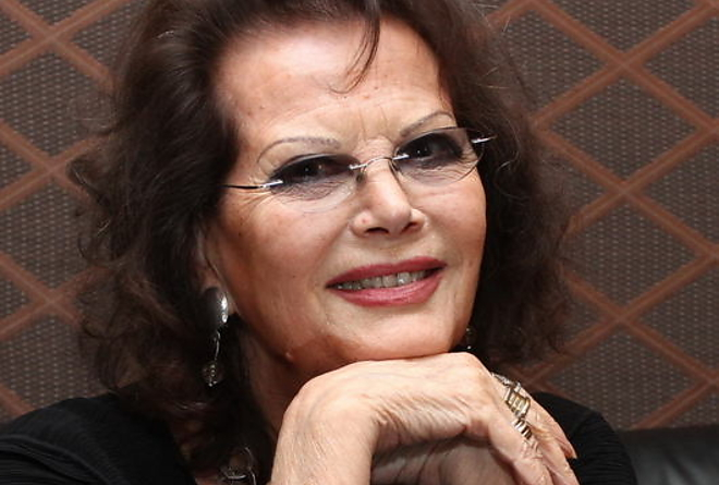 Claudia Cardinale all'Ischia Film Festival