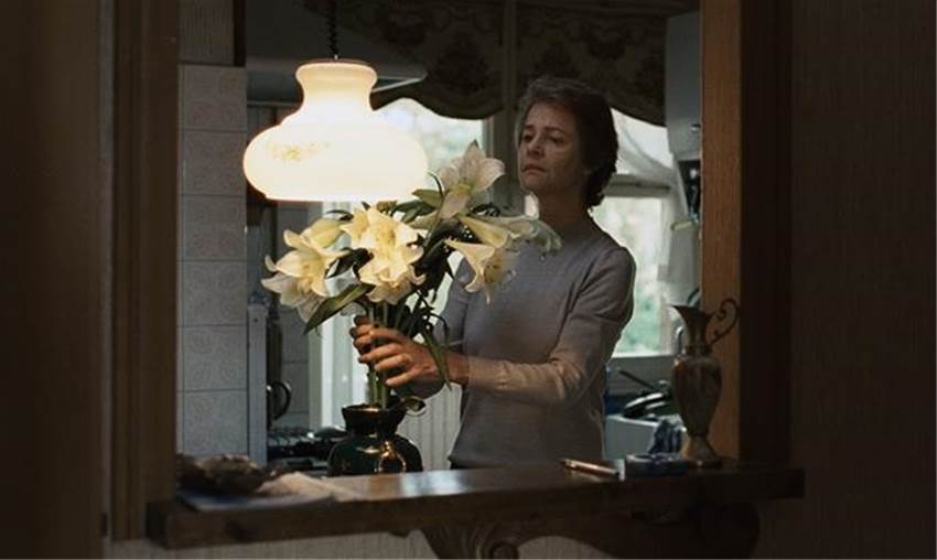 Andrea Pallaoro: An Existential Drama for Charlotte Rampling