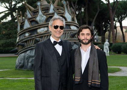 Film su Bocelli in competizione per nomination Golden Globe
