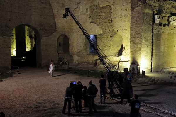 Le location del cuore di Roma Lazio Film Commission