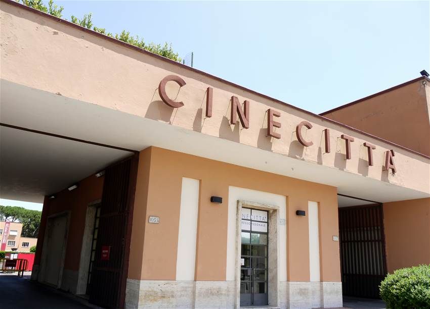 """The Filmmakers and the New Cinecittà"" at the Rome Film Festival"
