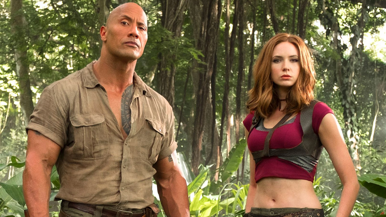 Jumanji vince il weekend dell'Epifania