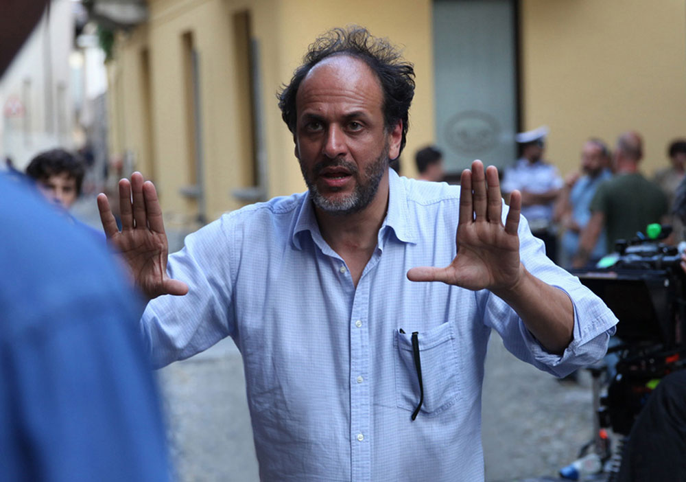 New projects on the cards for Luca Guadagnino