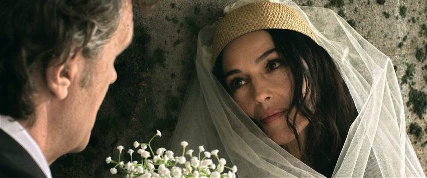 Monica Bellucci to receive Filming on Italy award