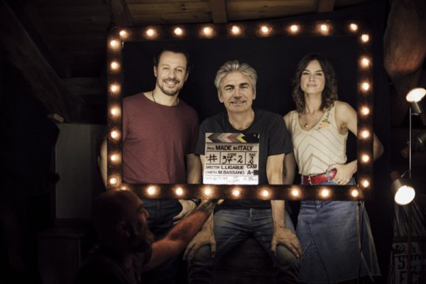 Ligabue: Made in Italy, Man in Italy