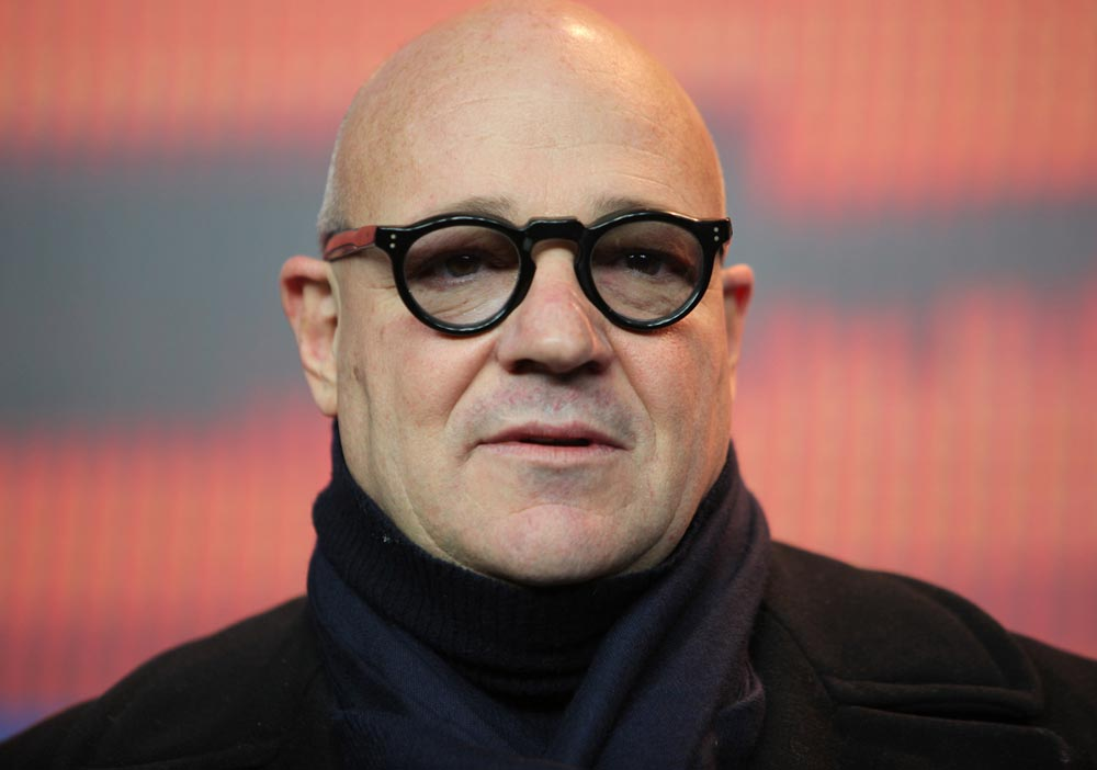 "Gianfranco Rosi preparing ""Nocturne"""