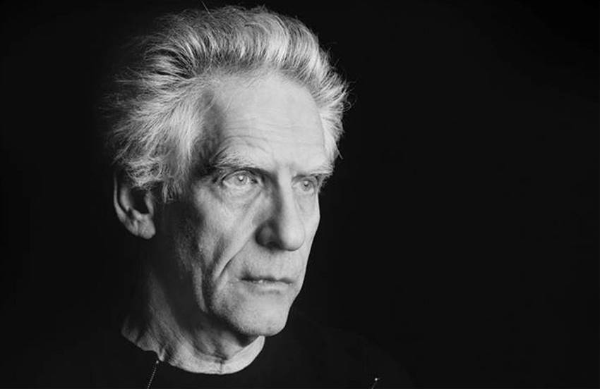 David Cronenberg Golden Lion for Lifetime Achievement