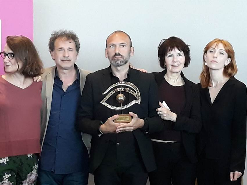 Samouni Road wins Best Documentary in Cannes