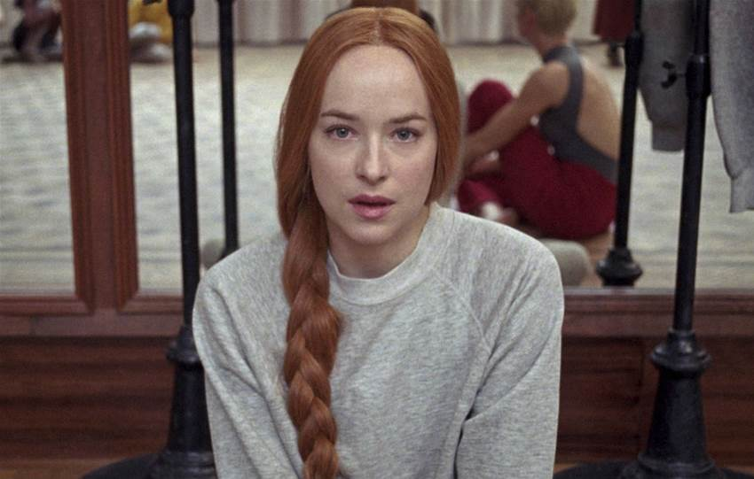 "Teaser trailer for Luca Guadagnino's ""Suspiria"" is online"