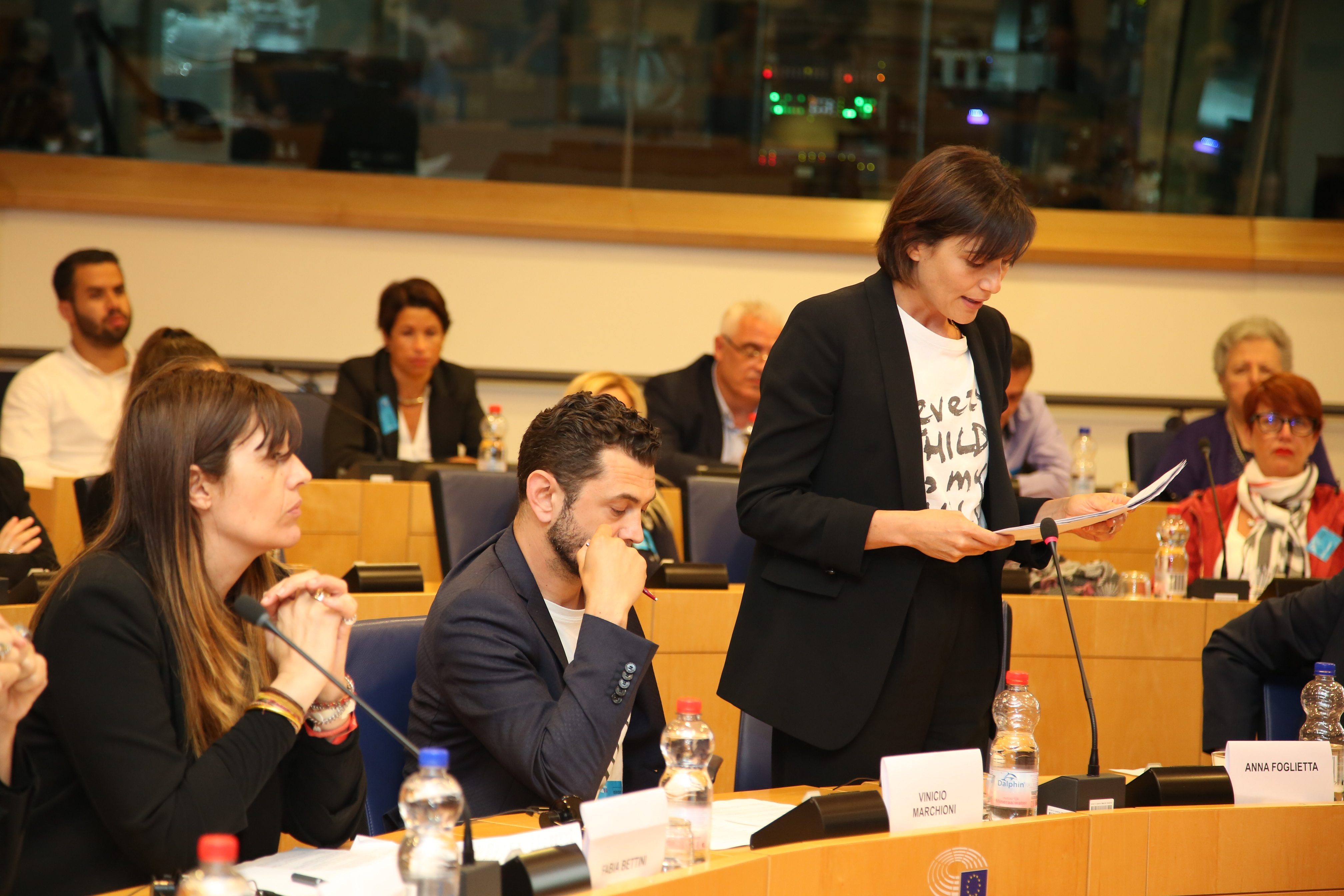 Every Child Is My Child al Parlamento Europeo