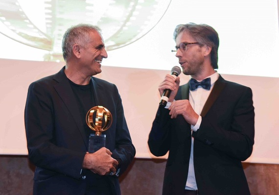 "Italian Golden Globes: ""The Intruder"" wins Foreign Press Association award for Best Film"