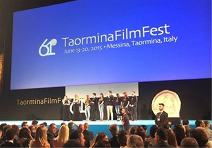 Taormina Film Festival from July 14th to 20th