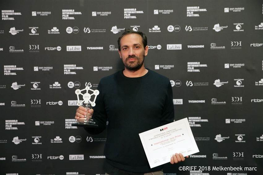 """Manuel"" wins Jury Prize in Brussels"