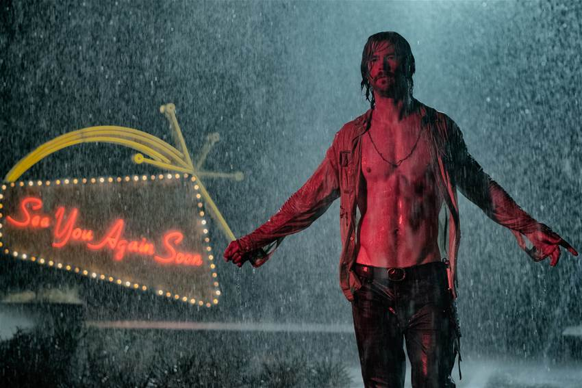 """Bad Times at the El Royale"" to open Rome Film Fest"