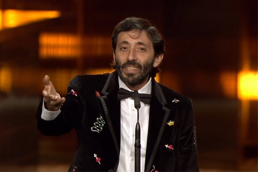 EFA: Marcello Fonte wins Best Actor Award