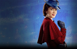 Mary Poppins vola al box office