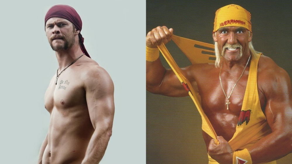 Chris Hemsworth sarà Hulk Hogan per Netflix