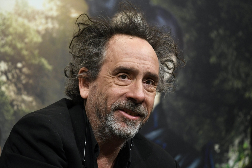 Tim Burton to receive Lifetime Achievement David Award