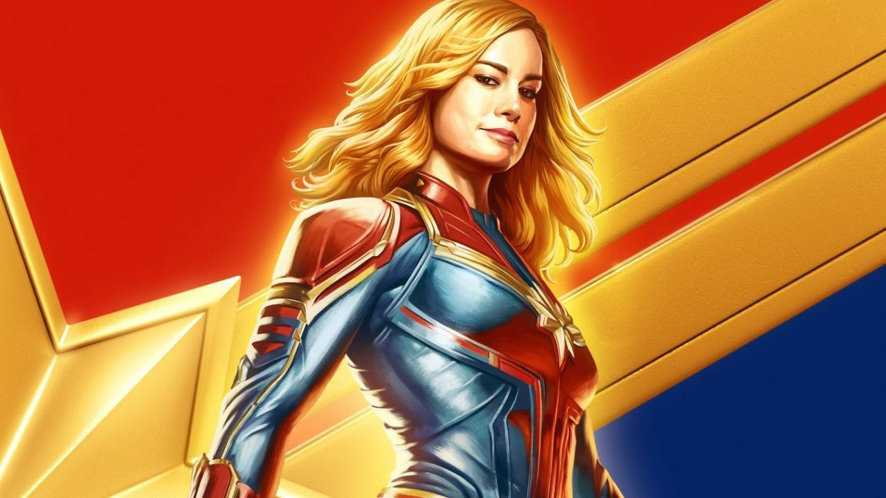 Captain Marvel sempre in testa