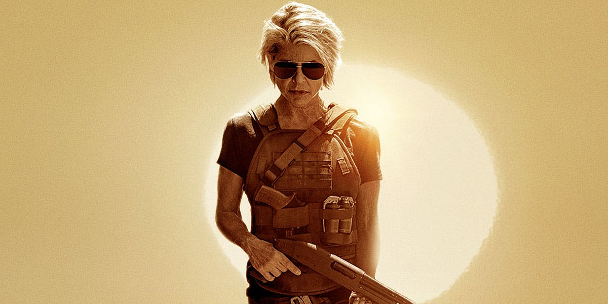 'Terminator: Dark Fate': il trailer