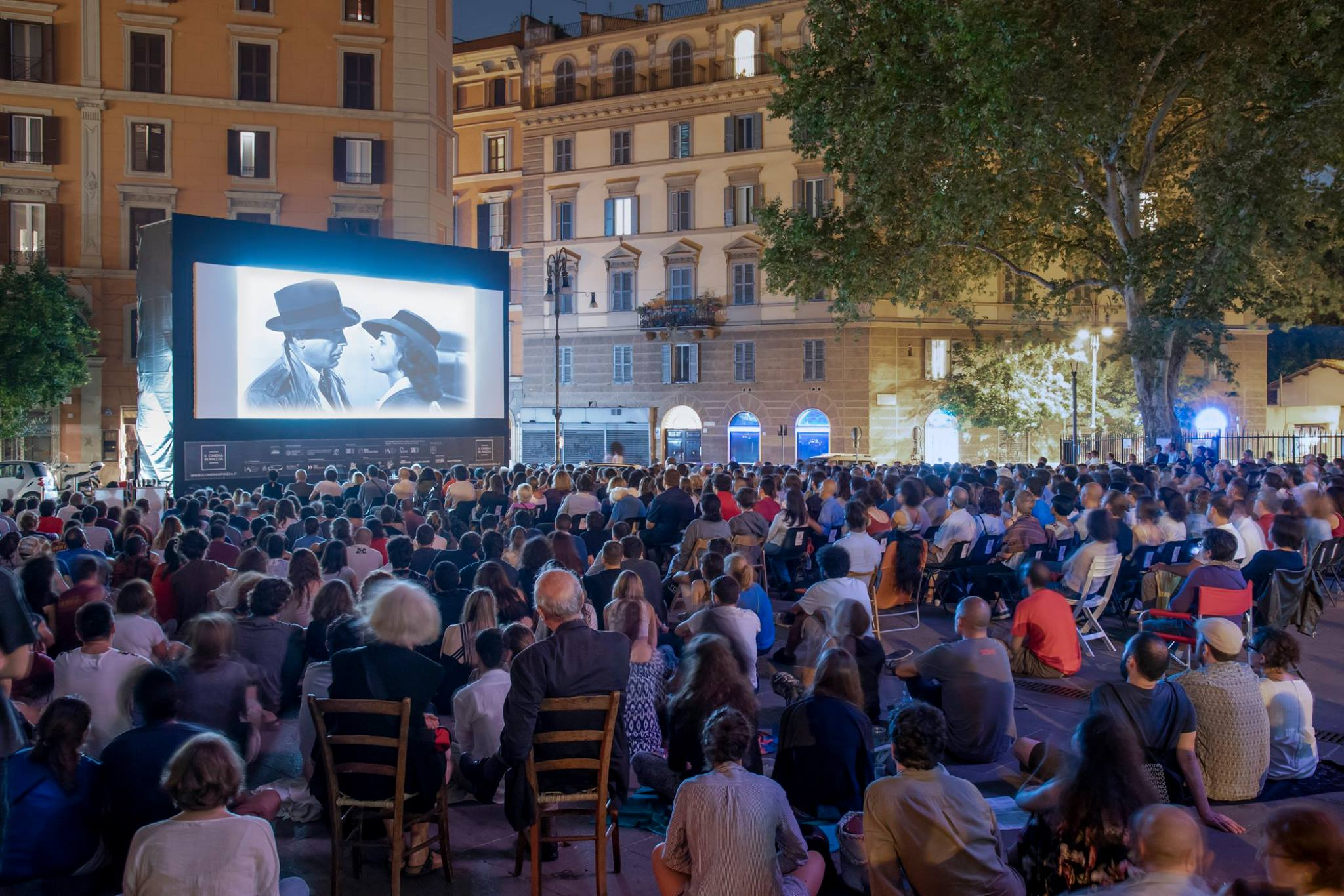 Cinema in Piazza con Debra Winger e Jeremy Irons