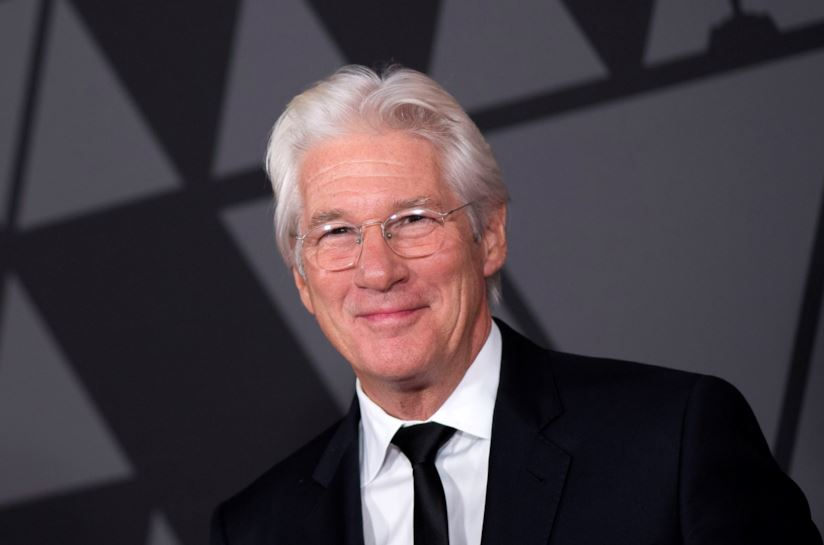 Richard Gere a Maratea