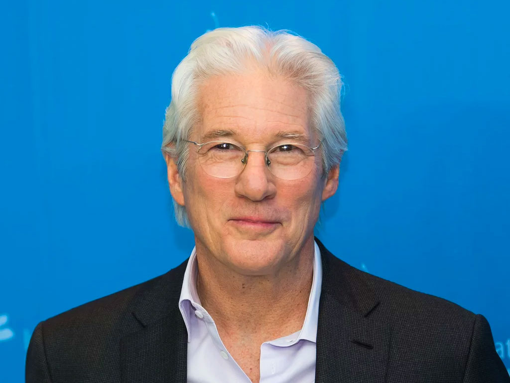 Richard Gere a bordo di Open Arms