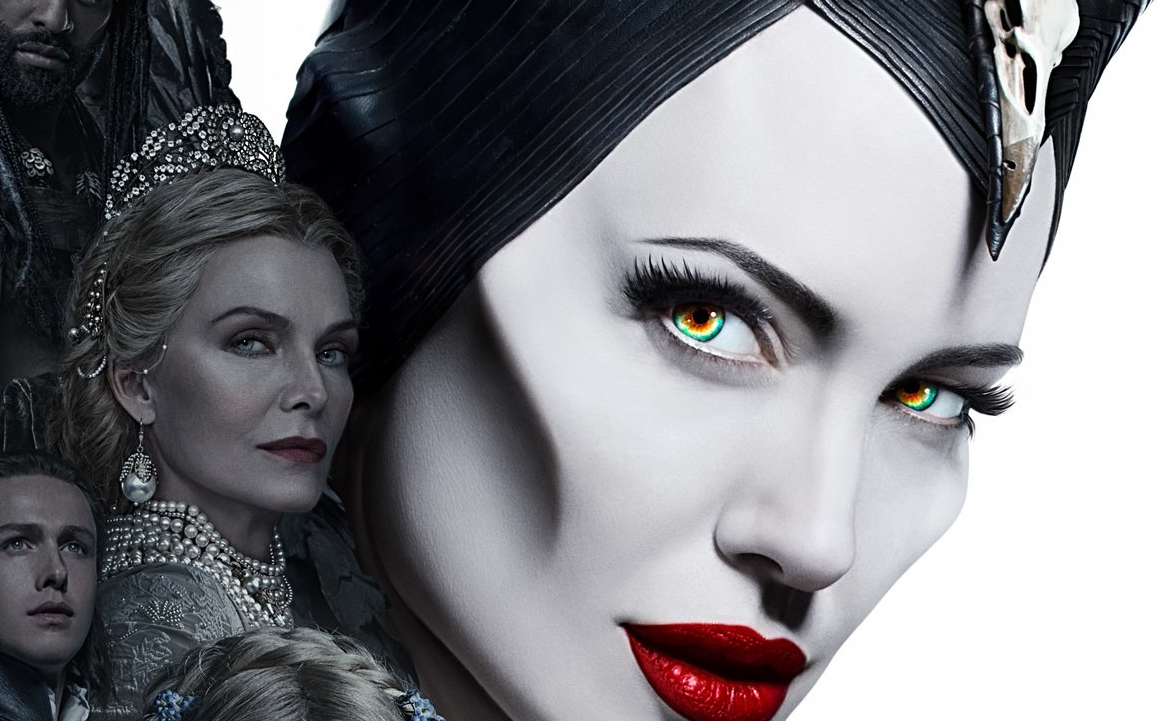 Maleficent e Joker cattivi in vetta