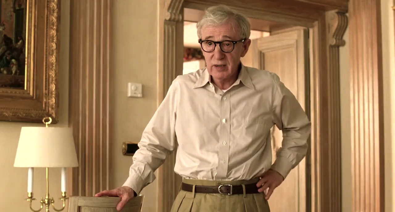 Woody Allen: stop all'autobiografia