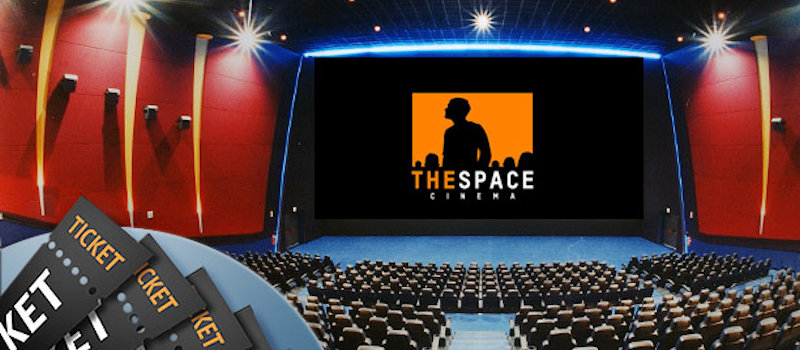 ​Riparte il circuito di multisale 'The Space Cinema'