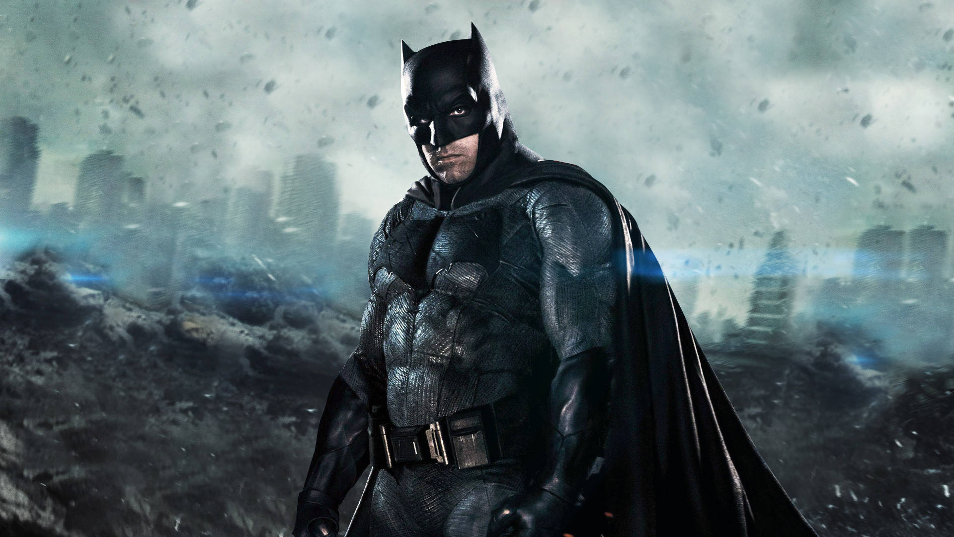 Affleck torna Batman in 'The Flash'