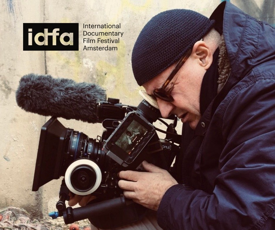 Gianfranco Rosi ospite d'onore all'IDFA