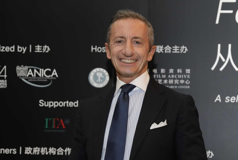 Roberto Stabile presidente della Lucana Film Commission