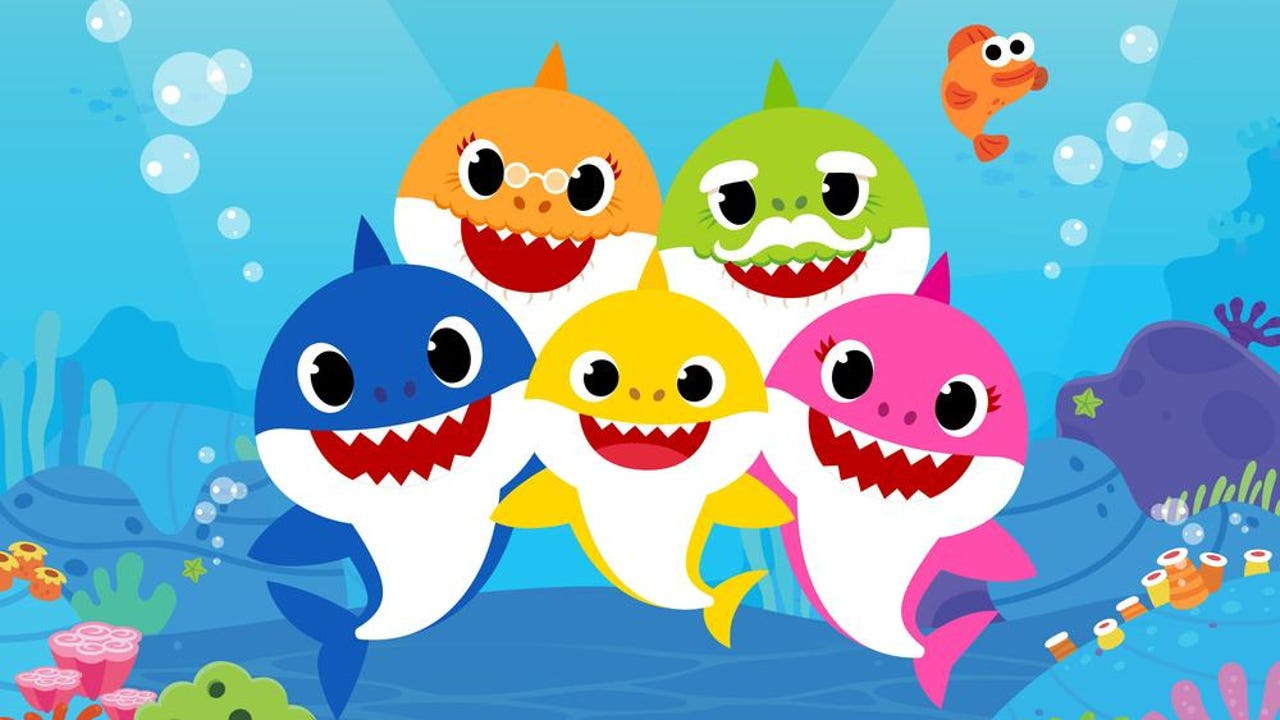 La serie animata 'Baby Shark' in arrivo su NickJr