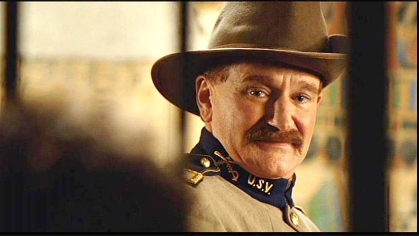 Notte Al Museo.Robin Williams Rivive In Una Notte Al Museo 3