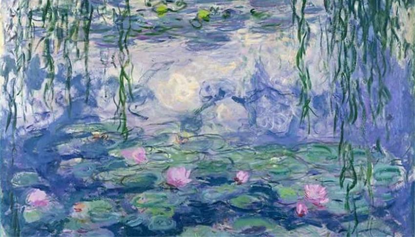 Ninfee - Monet